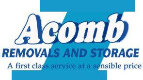 acomb removals logo